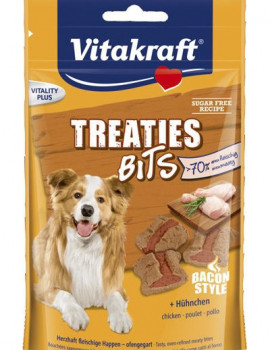 Treaties Bits Wątróbka 120g